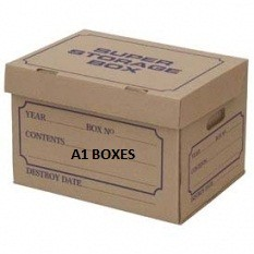 ARCHIVE BOX NEW