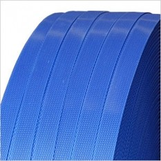 STRAPPING BLUE 12MM X PER METRE