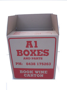 A1 BOOK BOX NEW STANDARD GRADE