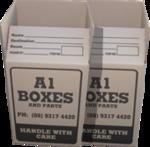 BOX PACK 3
