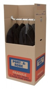 PORT-A-ROBE NEW WITH BAR