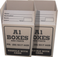 TEA CHEST CARTON NEW HEAVY DUTY GRADE X 20