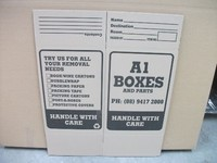 Used Moving Box Packs
