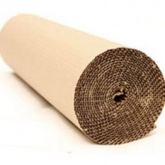 CORRUGRATED CARDBOARD ROLL