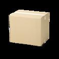 BOX 250mm x 250mm x 110mm  x 60