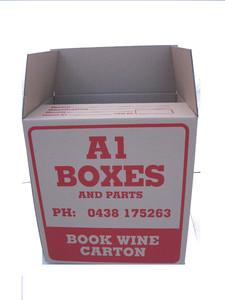 BOOK BOX STANDARD GRADE USED